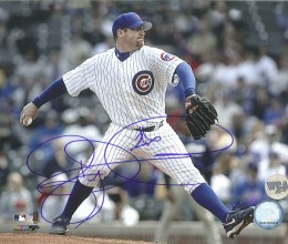 West_Coast_Authentic_MLB_Cubs_Ryan_Dempster_Autographed_Photo