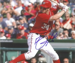West_Coast_Authentic_MLB_Nationals_Bryce_Harper_Autographed_Photo