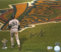 West_Coast_Authentic_MLB_Yankees_Bernie_Williams_Autographed_Photo