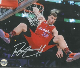West_Coast_Authentic_NBA_Clippers_Blake_Griffin_Autographed_Photo