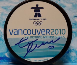 West_Coast_Authentic_Olympics_Zdeno_Chara_Autographed_Puck
