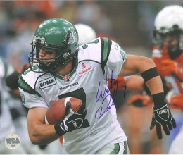 West_Coast_Authentic_CFL_Roughriders_Weston_Dressler_Autographed_Photo