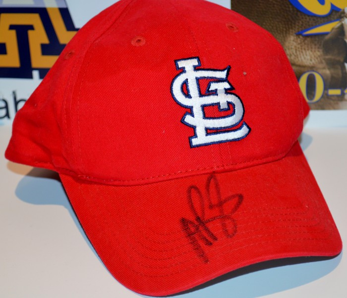 West_Coast_Authentic_MLB_Cardinals_Albert_Pujols_Autographed_Hat(1)