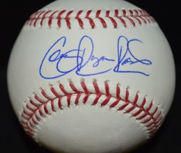 West_Coast_Authentic_MLB_Colby_Rasmus_Autographed_Baseball