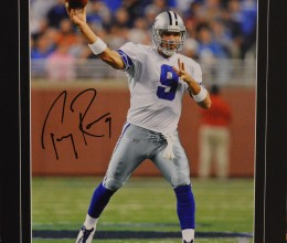 West_Coast_Authentic_NFL_Cowboys_Tony_Romo_Autographed_Photo