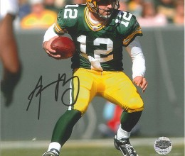 West_Coast_Authentic_NFL_Packers_Aaron_Rodgers_Autographed_Photo(1)