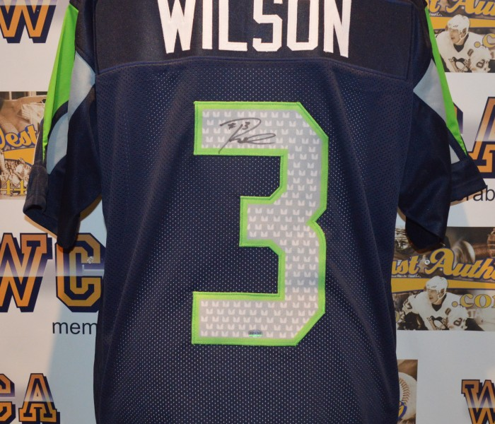 buy online dd717 9452c cheapest russell wilson authentic jersey 53d7c 68aa0