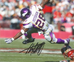 West_Coast_Authentic_NFL_Vikings_Adrian_Peterson_Autographed_Photo