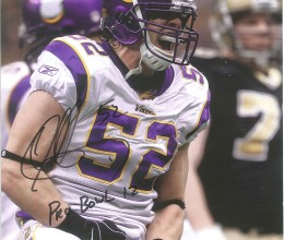 West_Coast_Authentic_NFL_Vikings_Chad_Greenway_Autographed_Photo(2)
