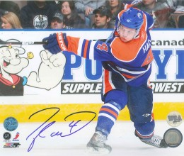 West_Coast_Authentic_NHL_Oilers_Taylor_Hall_Autographed_Photo(2)