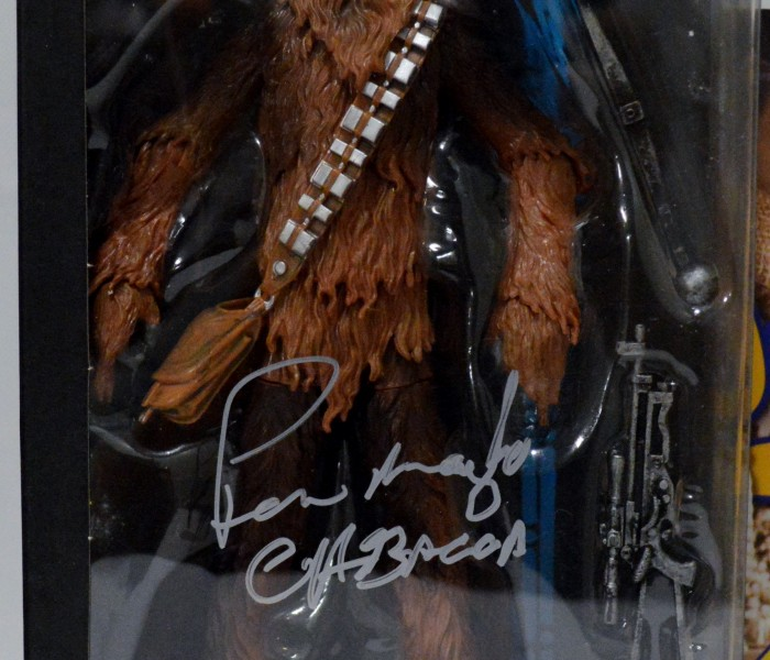 West_Coast_Authentic_Star_Wars_Chewbacca_Autographed_Black_Series