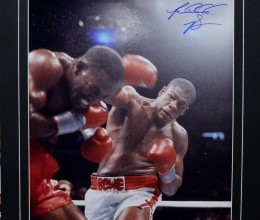 West_Coast_Authentic_Boxing_Riddick_Bowe_Autographed_Photo