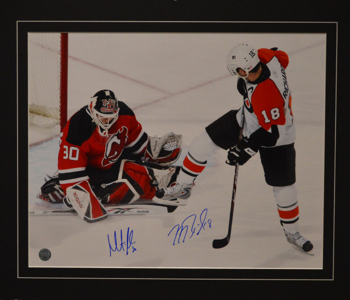 West_Coast_Authentic_NHL_Martin_Brodeur_Mike_Richards_Autographed_Photo(1)