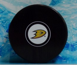 west_coast_authentic_nhl_ducks_unsigned_puck