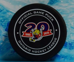 west_coast_authentic_ohl_colts_unsigned_puck