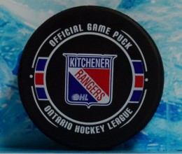 west_coast_authentic_ohl_rangers_unsigned_pucks