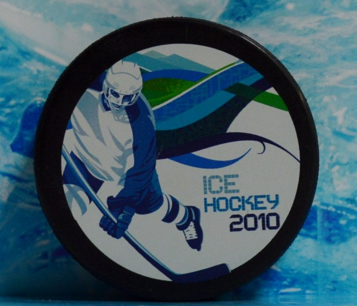 west_coast_authentic_olympics_ice_hockey_2010_unsigned_puck