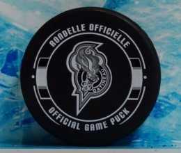 west_coast_authentic_qmjhl_olympiques_unsigned_pucks