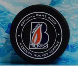 west_coast_authentic_whl_blazers_unsigned_pucks