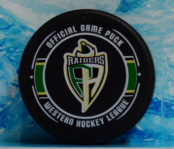 west_coast_authentic_whl_raiders_unsigned_pucks