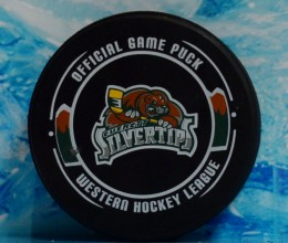 west_coast_authentic_whl_silvertips_unsigned_pucks