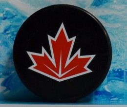 west_coast_authentic_world_cup_team_canada_unsigned_puck