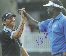West_Coast_Authentic_PGA_Sergio_Garcia_Vijay_Singh_Autographed_Photo(1)