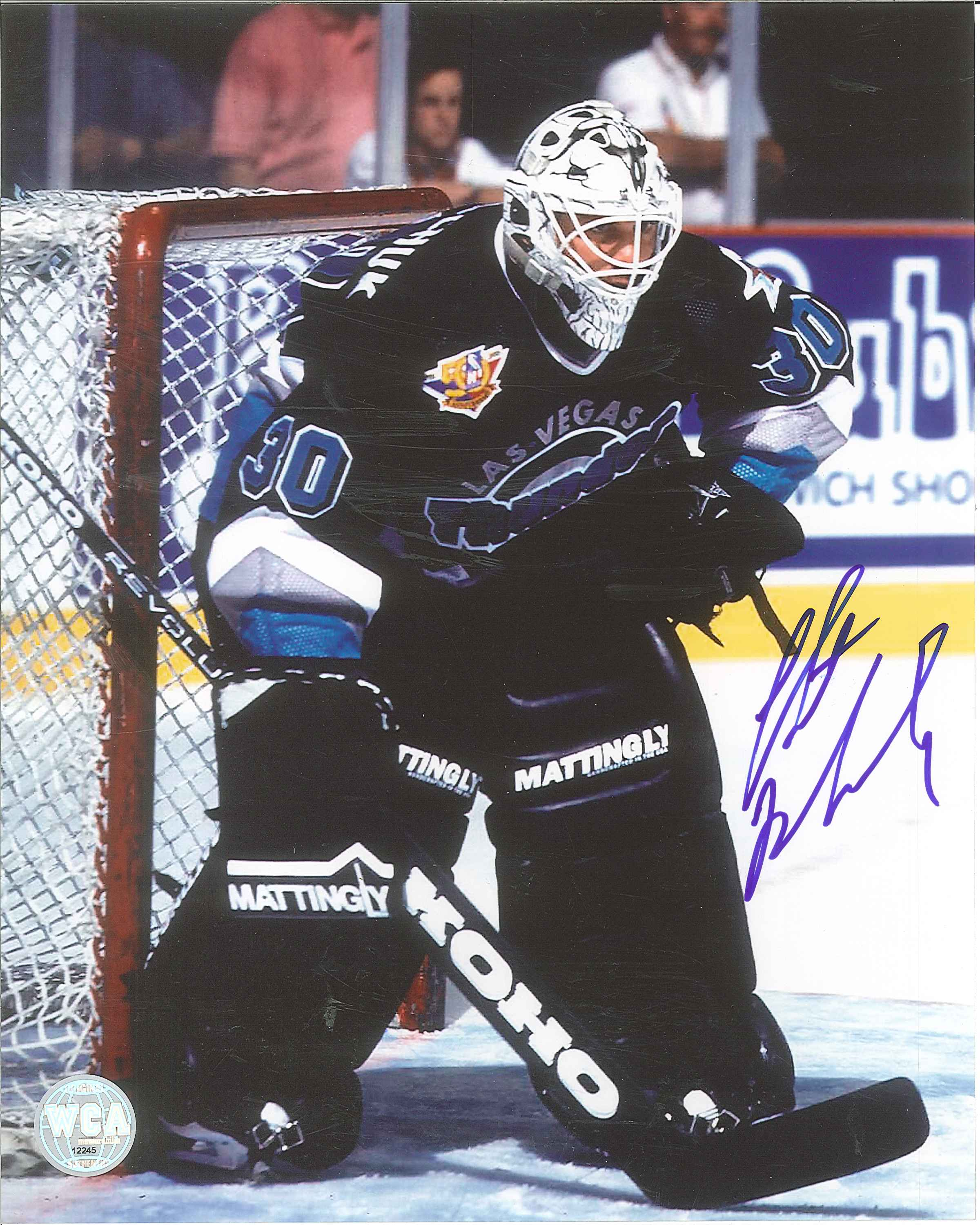 Clint Malarchuk Jerusalem House