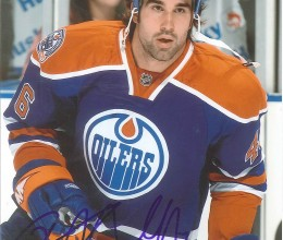 West_Coast_Authentic_NHL_Oilers_Zach_Stortini_Autographed_Photo