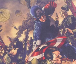 West_Coast_Authentic_Captain_America_Print