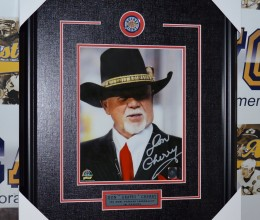 West_Coast_Authentic_HNIC_Don_Cherry_Autographed_Framed_Photo
