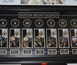 West_Coast_Authentic_NHL_Bruins_Framed_Unsigned_Photo
