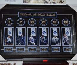 West_Coast_Authentic_NHL_Leafs_Unsigned_Framed_Photo