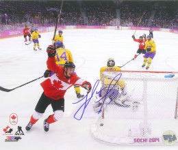 West_Coast_Authentic_Team_Canada_Jonathan_Toews_Autographed_Photo