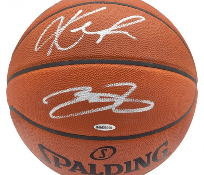 West_Coast_Authentic_kevin-love-lebron-james-signed-basketball-85403