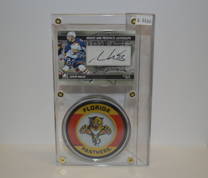 rsz_1west_coast_authentic_nhl_panthers_aaron_ekblad_autographed_card_puck_holder