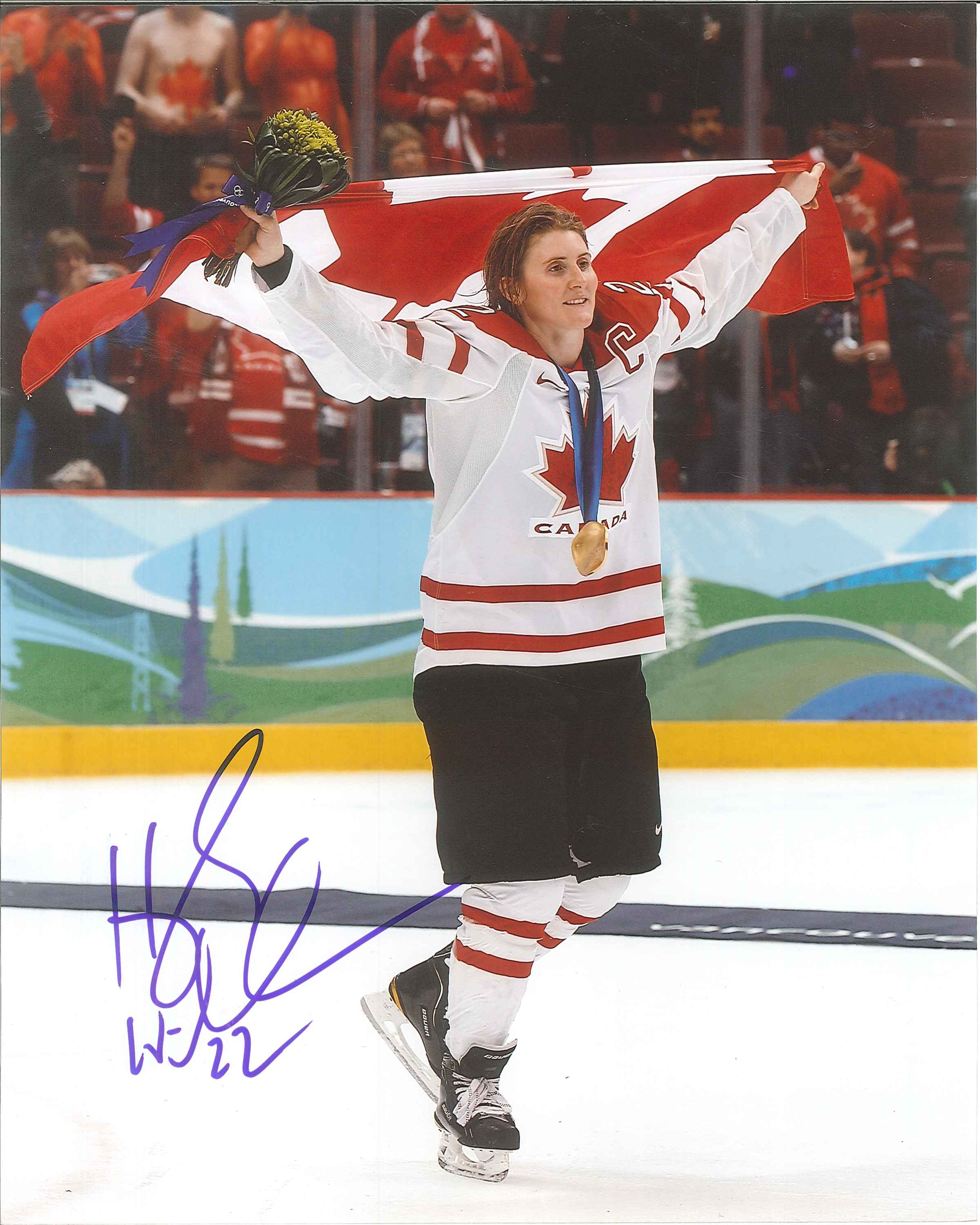 Communication on this topic: Ruth Chatterton, hayley-wickenheiser/