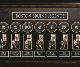 West_Coast_Authentic_NHL_Bruins_Legends_Framed_Photo