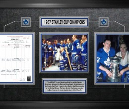 West_Coast_Authentic_NHL_Leafs_1967_Stanley_Cup_Champions_Framed_Photo
