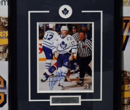 rsz_west_coast_authentic_nhl_wendel_clark_autographed_framed_photo