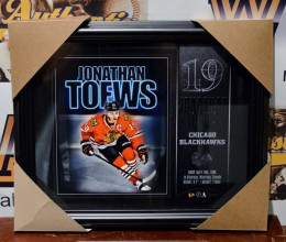West_Coast_Authentic_NHL_Blackhawks_Jonathan_Toews_Unsigned_Photot