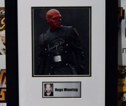 West_Coast_Authentic_Hugo_Weaving_Autographed_Photo
