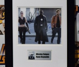 West_Coast_Authentic_Wesley_Snipes_Ryan_Reynolds_Autographed_Photo
