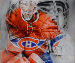 West_Coast_Authentic_NHL_Canadiens_Carey_Price_Unsigned_Canvas