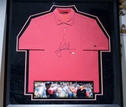 West_Coast_Authentic_PGA_Tiger_Woods_Autographed_Framed_Shirt
