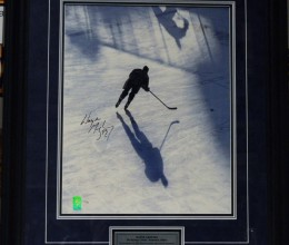 West_Coast_Authentic_NHL_Wayne_Gretzky_Autographed_Framed_Photo