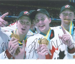 West_Coast_Authentic_Team_Canada_Barker_Comeau_Russell_Autographed_Photo