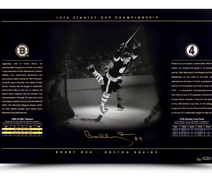 bobby-orr-signed-hockey-picture-16×24-76505