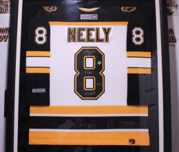 West_Coast_Authentic_Cam_Neely_Autographed_Framed_Photo