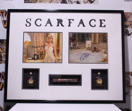 West_Coast_Authentic_Scarface_Autographed_Framed_Photo